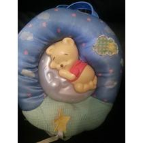 Winni Pooh Para Cuna Emite Luz Y Tiene Varios Sonidos Suaves