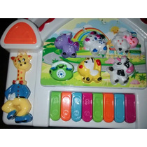 Juego Piano De Juguete Para Niños Con Sonido De Animales
