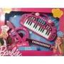 Barbie Rockstar Set Musical Piano Y Guitarra