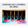 Labiales Aprueba De Agua Mac Maquillaje Mayor Y Detal