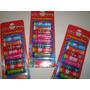 Lip Balm Protector Labial Chapstick Push Pop, Ring Pop