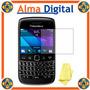 Lamina Protectora Pantalla Blackberry Bold 6 9790 + Paño