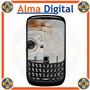Lamina Tipo Espejo Pantalla Blackberry Gemini 8520 8530 Bb