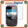 Lamina Protector Pantalla Blackberry Curve 9300 Transparente