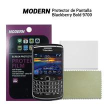 Lamina Protectora Pantalla Blackberry Bold 2 4 9700 9780