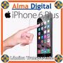 Lamina Protector Pantalla Transparente Iphone 6 Plus Apple