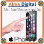 Lamina Protector Pantalla Transparente Apple Iphone 6