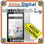 Lamina Protector Pantalla Mate Lg Optimus L9 Antihuella +pañ