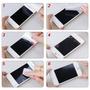 Lamina Transparente Skin Iphone 6 Apple Antirayas Protector