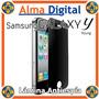 Lamina Protector Pantalla Antiespia Samsung S5360 Young