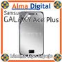 Lamina Protector Pantalla Espejo Samsung S7500 Ace Plus