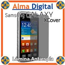Lamina Protector Pantalla Antiespia Samsung S5690 Xcover