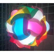 Lámpara Id Lights Moderna Estilo Decorativa Techo/pared/mesa