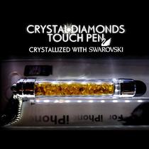 Lápiz Táctil Celulares Tablet Cristales Swarovski Originales