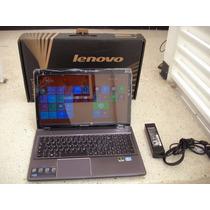 Laptop Lenovo Z580 Ideapad Core I5, 3era Generación