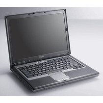 Laptop Dell Latitude D630 1gb Ram 320dd Intel Core 2 Duo Dvd