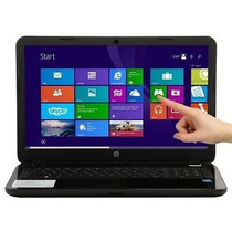 Hp Laptop Notebook 15 Touch 500gb Db 4gb Ram.