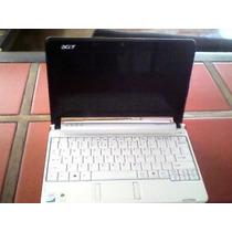 Mini Laptop Acer Zg5 Poco Uso En Buen Estado