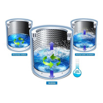 Lavadora Samsung 8 Kilos Tegnologia Wobble Cuida Tu Ropa