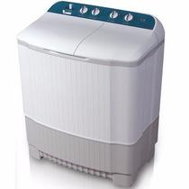 Lavadora Lg Doble Tina Semi-automatica Sellada De Fabrica