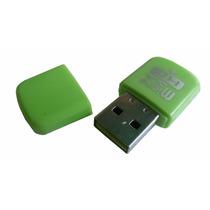 Lector De Memoria Tipo Pendrive Micro Sd 2-32gb Usb 2.0
