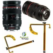 Flex Para Diafragma Lente Canon 24-70 Mm Inco