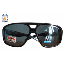 Lente De Sol Arnette Fat City An4189-2180/81 Polarizado