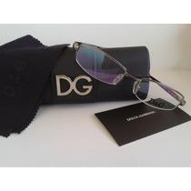 Montura Para Lentes D&g Dolce Gabbana Unisex