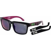 Lentes Spy Helm Kb Ripper - Grey W/ Purple Spectra (+matte B