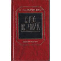El Filo De La Navaja Por W. Somerset Maugham