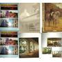 Valencia Libros+5boletoscorridas De Toros Vintage +postal