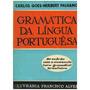 Portugués, Gramática Da Lingua Portuguesa Carlos Goes/ Palh