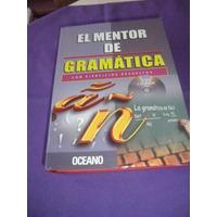 El Mentor De Gramática Con Ejercicios Resueltos - Cd/rom