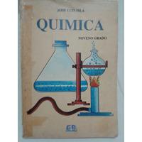 Química 9no Grado Jose Luis Isla