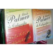 Método Palmer Caligrafía Ejercicios 1,2,3,4...