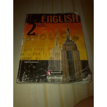 Libro De Ingles. English 2 Year Diversified . Santillana