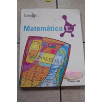 Matematica 1er Año Conexos Santillana