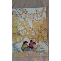 Enciclopedia 4to Grado. Santillana Nueva Con 2 Recortes