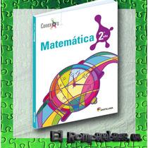 Conexos Matematica 2do Año Santillana