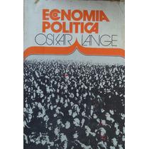 Economía Política Oskar Lange Cpx030