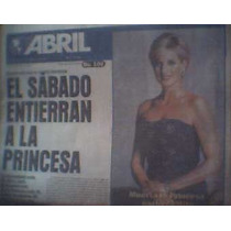 Cuando Murió La Princesa Diana Lady Di En 1997 Cth