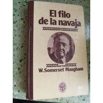 El Filo De La Navaja William Somerset Maugham Tapa Dura