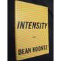 Intensity Dean Koontz Tapa Dura En Ingles Terror