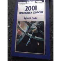2001 Una Odisea Espacial Arthur C Clarke Orbis Cf #2