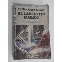 Laberinto Magico Philip Jose Farmer Ultramar Mundo Rio 4