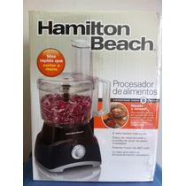 Procesador De Alimentos Hamilton Beach