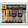 Linterna Kit Cat Para Trabajo. Con Bases Magneticas.