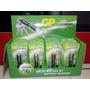 Linternas Led Gp Plastico Hom Aluminio Discovery Sumergibles