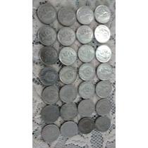 Monedas De 5 Bolívares 100% Níquel Año 1973 A 1977