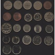 Monedas Venezolanas Combo Nº 3 Céntimos 1958 A 1990
